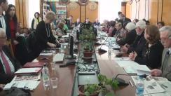 """Conferința științifică """"Patrimoniul spiritual și istorico-cultural al rușilor din Moldova în context european"""""""