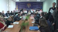 Dezbateri publice asupra Proiectului legii cu privire la statutul municipiului Chișinău