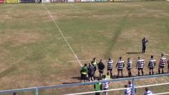 Meciul de Rugby între CS Politehnica Unirea Iași - CSM Olimpia București. Cupa României 2016