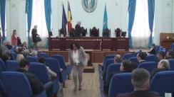 """Prelegerea publică """"Constituționalitatea amendamentelor constituționale"""", susținută de profesorul Toma Birmontienė"""