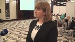 """Declarațiile Lilianei Palihovici în timpul forumului """"Parteneriat pentru o Moldovă Incluzivă și Prosperă - Femeile Contează!"""""""