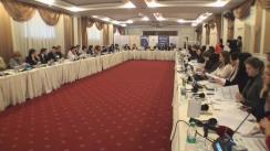 Prezentarea Raportului Oficiului Avocatului Poporului privind respectarea drepturilor omului în Republica Moldova în anul 2015