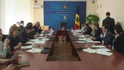 Ședința Grupului de lucru pentru reglementarea activității de întreprinzător din 30 martie 2016