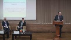 """Lansarea studiului Promo-LEX """"Strategii, practici și instrumente de finanțare a partidelor politice în Republica Moldova"""""""