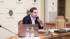 Ședința Consiliului Municipal Chișinău din 31 martie 2016