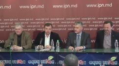 """Conferința de presă cu tema """"Poziția Consiliului Marii Adunări Naționale privind decizia CEC de a respinge inițiativa colectare a semnăturilor în sprijinul organizării referendumului constituțional"""""""