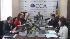 Ședința Consiliului Coordonator al Audiovizualului din 1 aprilie 2016