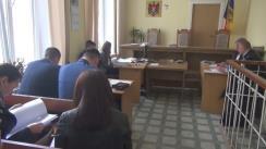 Ședința Curții de Apel Chișinău din 5 aprilie 2016 în dosarul ex-premierului Vlad Filat
