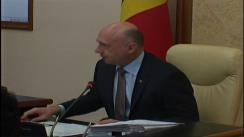 Ședința Guvernului Republicii Moldova din 6 aprilie 2016