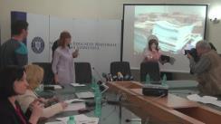 Conferință de presă organizată de Ministerul Educației Naționale și Cercetării Științificece cu ocazia prezentării noului plan-cadru pentru învățământul gimnazial