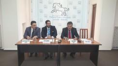 Conferință de presă organizată de Partidul Puterii Umaniste