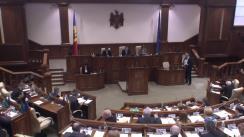 Ședința Parlamentului Republicii Moldova din 7 aprilie 2016
