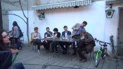 """Dezbaterea """"Nicușor Dan discută despre viața culturală a capitalei"""""""