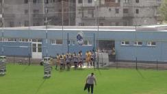 Meciul de Rugby între CSM Știința Baia Mare - CSM Olimpia București. Cupa României 2016