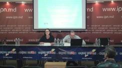 """Conferință de presă organizată de Asociația pentru Politică Externă cu tema """"Aplicarea Acordului de Asociere și a Zonei Libere de Schimb Aprofundat și Comprehensiv (ZLSAC) în regiunea transnistreană"""""""