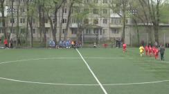 Meciul de fotbal: Zaria Bălți 2005 vs. Bodea Sport 2005. Campionatul Moldovei Copii și Juniori