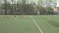 Meciul de fotbal: Zaria Bălți 2004 vs. Bodea Sport 2004. Campionatul Moldovei Copii și Juniori
