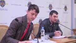 Briefing susținut de fracțiunea PSRM din Consiliul Municipal Chișinău după Ședința Primăriei din 11 aprilie 2016