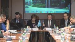 Masa rotundă privind proiectul codului de etică și conduită al deputatului în Parlamentul Republicii Moldova