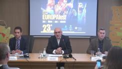 Conferința de presă a Festivalului Internațional EUROPAfest 2016