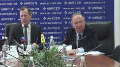 """Conferință de presă organizată de ANRCETI cu tema """"Piața serviciilor publice de comunicații electronice în anul 2015: evoluții, tendințe, prognoze"""""""