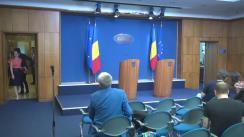 Conferință de presă după ședința Guvernului României din 13 aprilie 2016