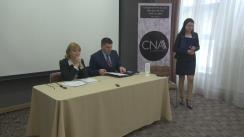 """Evenimentul public organizat de CNA Studențesc cu genericul """"Provocările sistemului sănătății publice: Integritate și etica profesională"""""""