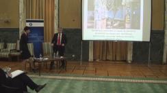 """Conferința națională """"Revitalizare comunitară și impact de dezvoltare economică inovatoare prin valorificarea patrimoniului comunitar abandonat în marile aglomerări urbane"""""""