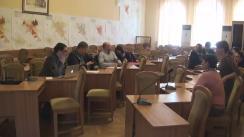 Ședința Comisiei pentru evaluarea relevanței și impactului acțiunilor și inacțiunilor Direcției generale educație, tineret și sport