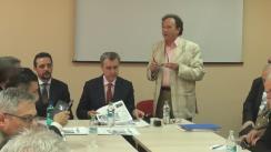 """Lansarea cărții """"Calea europeană a Republicii Moldova"""""""