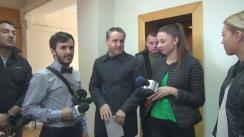 Declarație de presă susținută de Igor Popa, avocatul fostului prim-ministru Vlad Filat