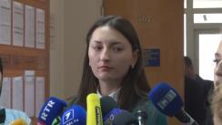 Declarațiile procurorului Adriana Bețișor după ședința de judecată din 15 aprilie 2016 în dosarul ex-premierului Vlad Filat