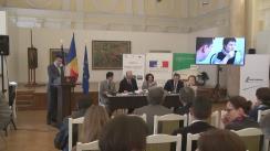 Semnarea Aranjamentului administrativ între Ministerul Culturii al Republicii Moldova și Ministerul Culturii și Comunicării al Republicii Franceze privind cooperarea în domeniul patrimoniului cultural