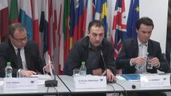 """Masa rotundă cu tema """"Impactul Parteneriatului Transatlantic pentru Comerț și Investiții (TTIP) asupra economiei României"""""""