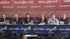 """Conferință de presă cu tema """"Aspecte privind organizarea acțiunii de protest din 24 aprilie 2016"""""""