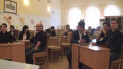 """Dezbateri publice organizate de Fracțiunea Blocului Electoral """"PPEM - Iurie Leancă"""" din CMC privind calitatea transportului public în municipiul Chișinău"""