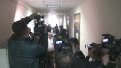 Ședința de judecată din 21 aprilie 2016 în dosarul ex-premierului Vlad Filat