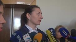 Declarațiile procurorului Adriana Bețișor după ședința de judecată din 21 aprilie 2016 în dosarul ex-premierului Vlad Filat
