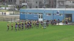 Meciul de Rugby între CSM Știința Baia Mare - CS Universitatea Cluj. Cupa României 2016