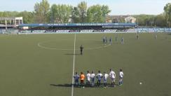 Meciul de fotbal: Buiucani-Dacia 2005 vs. Bodea Sport 2005. Campionatul Moldovei Copii și Juniori
