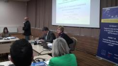 """Conferința organizată de Ministerul Economiei cu tema """"Armonizarea reglementărilor naționale în asigurări la normele UE"""""""