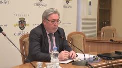 Declarațiile lui Nistor Grozavu după Ședința Primăriei din 25 aprilie 2016