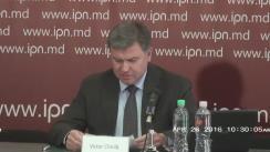 Conferință de presă organizată de Asociația pentru Politică Externă privind propunerile Federației Ruse de normalizare a activității formatului 5+2
