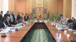 Ședința Comisiei naționale pentru consultări și negocieri colective din 26 aprilie 2016