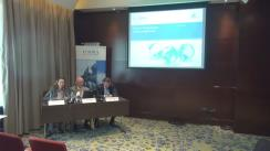 Conferință de presă organizată de Fondul Proprietatea