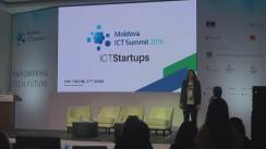 Moldova ICT Summit 2016. Growing competitive startups in emerging markets