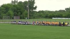 Meciul de Rugby între Stejarul Buzău - CS Năvodari