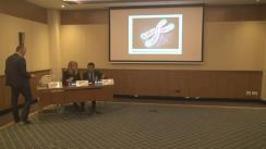 """Prezentarea proiectului """"Viitorul Medicinii"""", realizat de către compania americană de biotehnologie BioViva"""