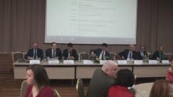 Conferința privind reforma sistemului de achiziții publice în Republica Moldova