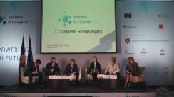Moldova ICT Summit 2016. Cybercrime and its relation to Human Rights